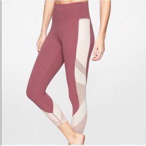 Athleta Exhale Capri Yoga Pants